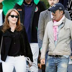 Bruce and Patti still in Madrid yesterday - May 22, 2016: #brucespringsteen #pattiscialfa #lgbt #cheeringparents #familygathering #break #smile #madrid ##spain #horseshow #europe #theboss #brucespringsteenfans #springsteenfans #estreetfans #estreetnation #springsteen #brucebuds #bruuuuce #bruuuuce #hellesspringsteencorner #HBC