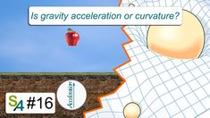 Not many general relativity popularizations distinguish acceleration and curvature, and even suggest that gravity is. Science, Youtube, Youtubers, Youtube Movies