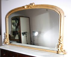 We always have a selection of mirrors in stock, specialising in original and century Giltwood mirrors. Decor, Home, Gold Decor, Deco, Drawing Room, House Styles, Fireplace, Mirror Wall, Mirror