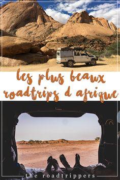 L'Afrique est peut-être le meilleur continent pour expérimenter le roadtrip en 4×4. Sur des dunes de sable, entre des paysages déserthiques, en bivouac  ou en safari. Entreprendre un roadtrip dans l'un des pays d'Afrique permet de sortir des sentiers touristiques et de vivre une expérience unique au contact de la nature.