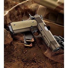 Kimber Desert Warrior .45ACP Pistol - 7rd 3000126
