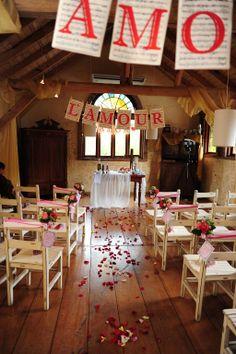 Mini Wedding em espaço ideal para casar. Viver em Festa!