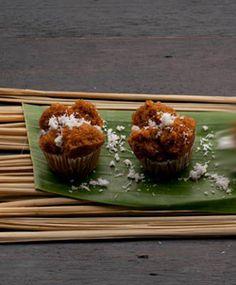 [Resep] Kue Mangkuk Gula Jawa http://www.perutgendut.com/read/kue-mangkuk-gula-jawa/1428 #Resep #Food #Kuliner #Indonesia #Nusantara