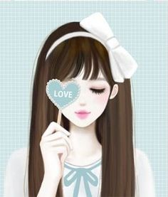 Discover and share the most beautiful images from around the world Korean Girl Photo, Cute Korean Girl, Girls In Love, Cute Girls, Beautiful Fantasy Art, Beautiful Images, Girly M, Lovely Girl Image, Cute Cartoon Girl