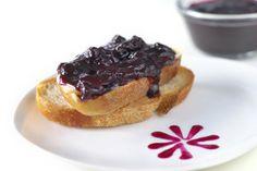 Blueberry and passion fruit jam - CookingPro Fruit Jam, Brain Food, Fondant, Carrots, Blueberry, Caramel, Apple Art, Coconut, Banana