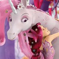 Italian producer, distributor and licensor Rainbow and its German partner m4e have named Mattel as the worldwide master toy partner for their new girl-skewing fantasy series Mia and me.