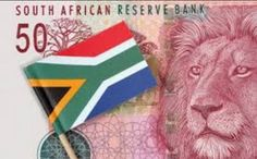 "African Rand ~ The South African Rand banknotes feature a different ""Big animal on each denomination: rhino on the elephant on the lion on the buffalo on the and leopard on the The ""Big are among the most dangerous mammals in South Africa. South African Flag, Same Day Loans, Big 5, Lion Tattoo, Mammals, Art Reference, Traveling By Yourself, Elephant, Stock Photos"