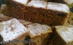 Almás sütemény recept fotóval