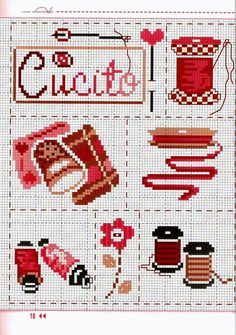 1000 images about couture broderie point de croix cross stitch on pinterest cross stitch. Black Bedroom Furniture Sets. Home Design Ideas