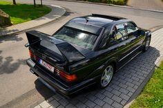 Mercedes-Benz 190 E 2.5-16 EVO 2....such a bomb to drive :)