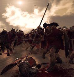 Rome Total War II screenshot