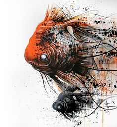 Paintings By Sit SITis a street artist from... | The Khooll