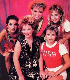 Channel your inner Belinda for this totally fun Go-Go's costume - perfect as a group costume idea. 80s Costume, Costumes, Belinda Carlisle, 80s Pop, The Wedding Singer, Dance With You, 80s Music, 80s Songs, Inexpensive Wedding Venues