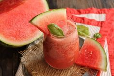 """seefooddieit: """" (Watermelon Smoothie, grapefruit and basil) """" The Coolest Online Shop for health living person like you is on HUGE SALES! Blender, Jar, Water Bottle and more! ONLY While Stock Last! Grapefruit Smoothie, Watermelon Smoothies, Kiwi Smoothie, Green Smoothies, Healthy Juices, Healthy Smoothies, Fitness Smoothies, Healthy Habits, Healthy Foods"""