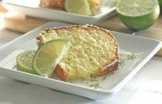 Homemade Glazed Lime Pound Cake Recipe | Divas Can Cook