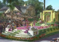 Remember the Rose Bowl: The 1938 Tournament of Roses Parade
