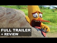 Angry Birds 2016 Official Trailer + Trailer Review : Beyond The Trailer