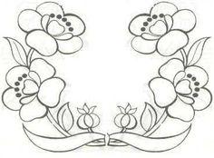 132 En Iyi Kumaş Boyama Desenleri Görüntüsü Embroidery Patterns