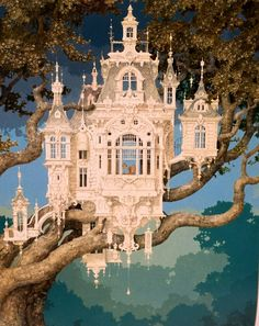 Things to Do in Sausalito Tags: things to do in sausalito ca sausalito things to do sausalito art festival sausalito attractions sausalito art gallery Fantasy Places, Fantasy World, Fantasy Castle, Fantasy Landscape, Faeries, Oeuvre D'art, Art Inspo, Cool Art, Concept Art