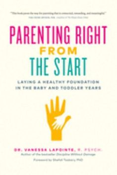 Parents naturally want to do what's best for their kids, but they often struggle to know what that is. The latest scientific research indicates that it is through a strong and stable sense of connection to their parents that children learn how to regulate their emotions, master social skills, and develop a sense of identity. Dr. Vanessa Lapointe shows us that parents can choose the kind of parent they want to be. Got Books, Books To Read, Family Psychology, Whole Brain Child, Best Parenting Books, Conscious Parenting, Behavioral Issues, Learning To Be, What To Read