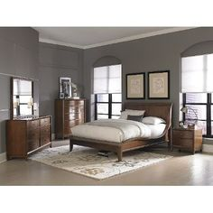 Homelegance 6-Piece Queen Bedroom Set
