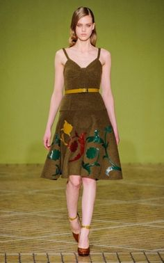 Jonathan Saunders F/W 2013-14 | Trendland: Fashion Blog & Trend Magazine