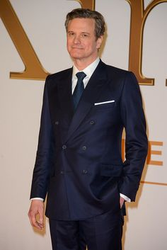 Colin Firth 'Kingsman: The Secret Service' UK film premiere