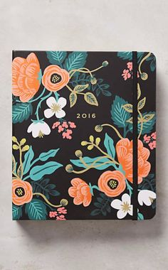 Wee Hours Planner #anthrofave