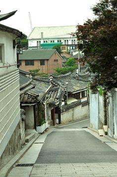 Streets of Seoul, Korea