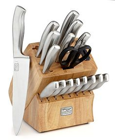 Chicago Cutlery Insignia, 18 Piece Set - Cutlery & Knives - Kitchen - Macy's