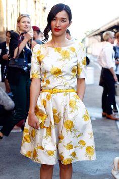 Love this look! sydney fashion week | nicole warne #style #australianfashion