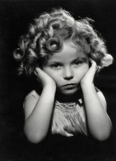 Shirley Temple.. lots of happy memories watching all her movies with my grandma!