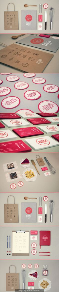 Brand Identity design / Susy's Bakery