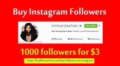 Scouting around for a site to buy Instagram followers from? What more can we offer than cheap prices, instant delivery and fully secure purchase?  We got the competition shaking due to our extremely low prices, unbelivable cheap prices, and amazing customer support. Instagram services just got easier.  https://buylikesservices.com/buy-instagram-likes-1/