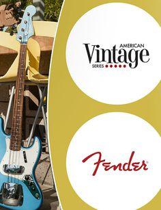 2013 Fender® American Vintage Series Brochure