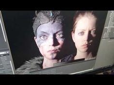 Hellblade | Development diary: Making a virtual human | PS4 - YouTube