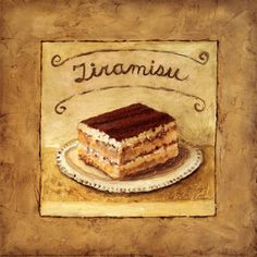 Homemade Tiramisu with real Mascarpone !!