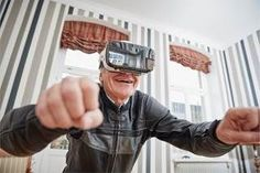 [WEB SITE] Post-Stroke Rehab Benefits From Virtual Reality