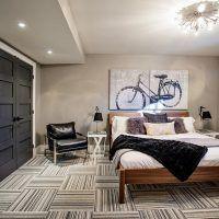 21 best basement bedrooms images basement master bedroom, bedrooms