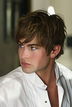 Crawford, Chace (As Nate Archibald in Gossip Girl) Nate Archibald, Moda Gossip Girl, Gossip Girl Nate, Gossip Girls, Chace Crawford, Chuck Bass, Blair Waldorf, The Cw, Beautiful Boys