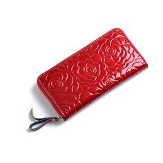 Carteras en línea baratas billeteras de cuero charol para mujeres [ANW61010] - €20.28 : bzbolsos.com, comprar bolsos online