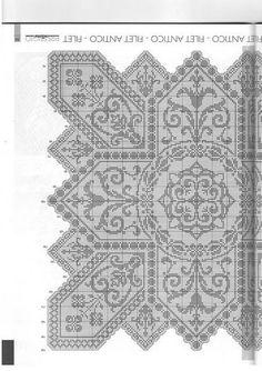 Kira scheme crochet: Scheme crochet no. 2076