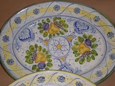 platter cm 38 Autunno A3