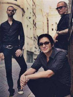 Placebo - Stef, Brian, Steve