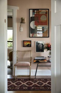 Michelle Matangi isn't an interior designer—but we sure think she should be