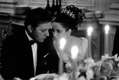 {great love stories № 04 | elizabeth taylor & richard burton} by {this is glamorous}.