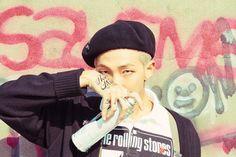 #방탄소년단 <화양연화 pt.2> Concept Photo - [Je Ne Regrette Rien] (http://bts.ibighit.com ) #RapMonster
