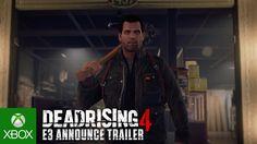 Dead Rising 4 E3 Announce Trailer - YouTube
