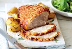 Find Crackling Pork Leg Joint with Roasted Apples at ALDI. Pork Roast With Apples, Roasted Apples, Roast Pork Leg Joint, Pork Joint Recipe, Roast Pork Crackling, Halogen Oven Recipes, Aldi Recipes, Recipies, Dinner Recipes