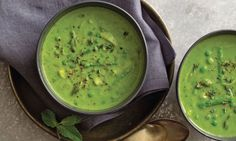 """Kick-Start Spring With 3 Clean """"Power Soups"""" Hero Image"""